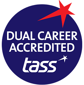TASS Dual Career Accredited